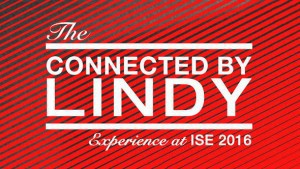 Lindy at ISE - Website Screenshot