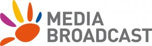 Logo Media Broadcast - altes Logo