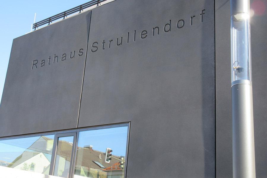 Strullendorfer Rathaus