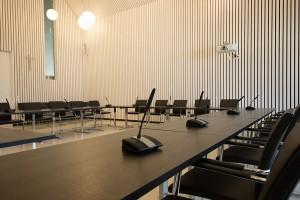 Gemeinderatssaal in Strullendorf