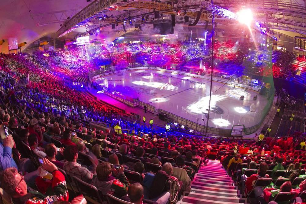 Eishockey Stadion München
