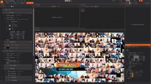 Echtzeit-Grafik-Software Ventuz 5