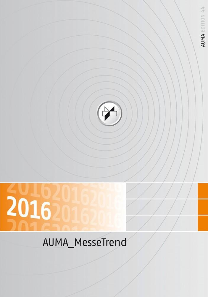AUMA Messetrend 2016/2017