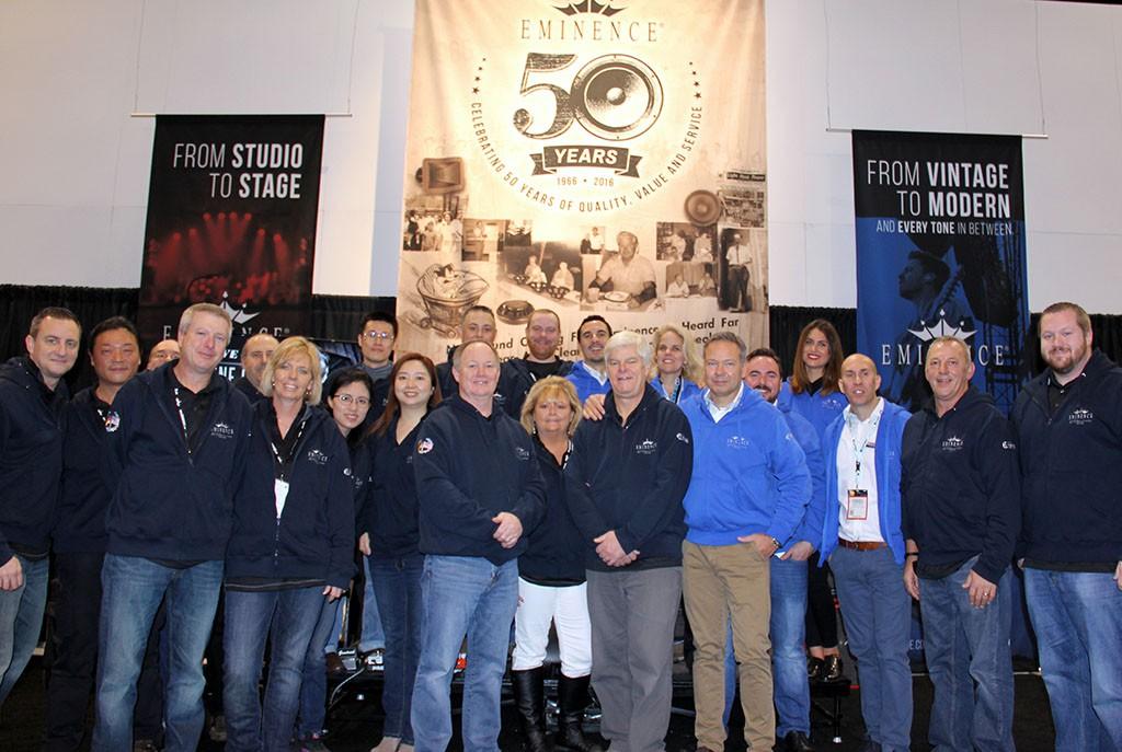 Team von Adam Hall Group