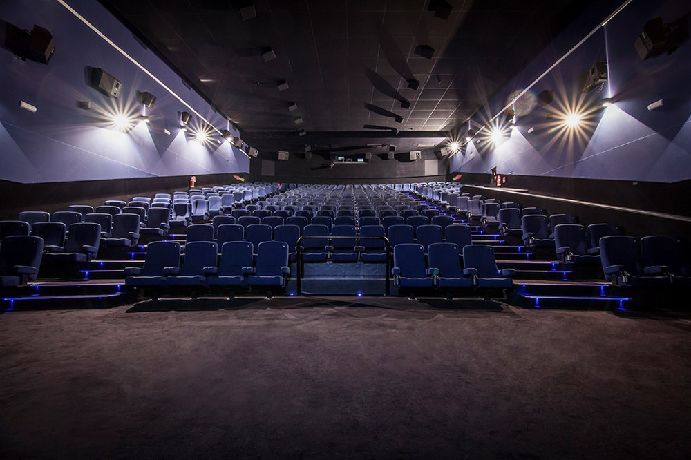 Cine Odeon Saal 4