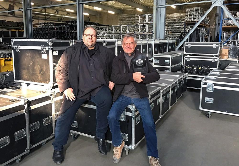 Marc Librecht und Uwe Heinrich