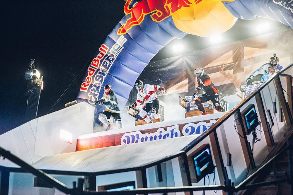 Red Bull Crashed Ice Lauf