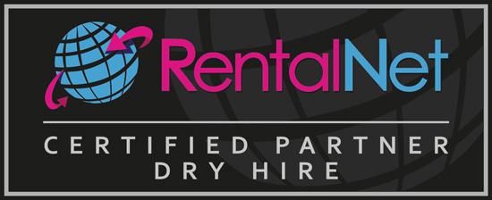 Logo Rental Net
