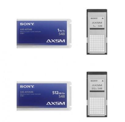 AXS Speicher von Sony