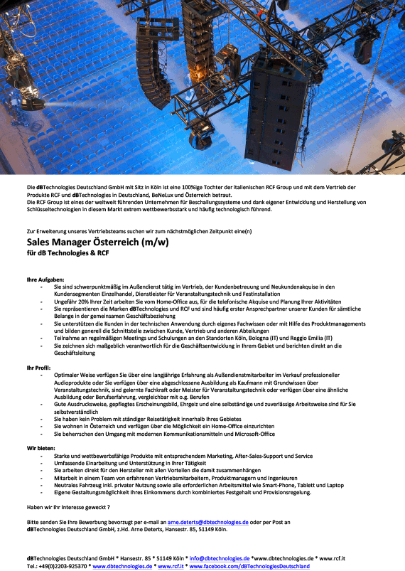 Stellenangebot_Sales-Manager_db-Technologies