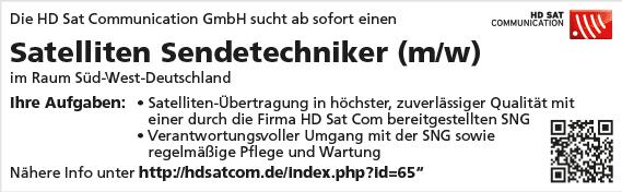 Stellenangebot_Satelliten-Sendetechniker_HD-Sat-Com