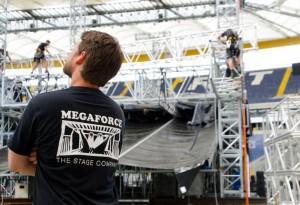 Megaforce Mitarbeiter