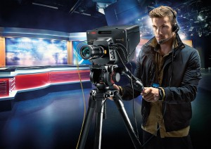 4K Studio Camera von Blackmagic Design