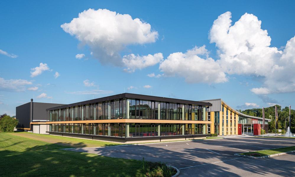 Kompetenzzentrum von AV Stumpfl