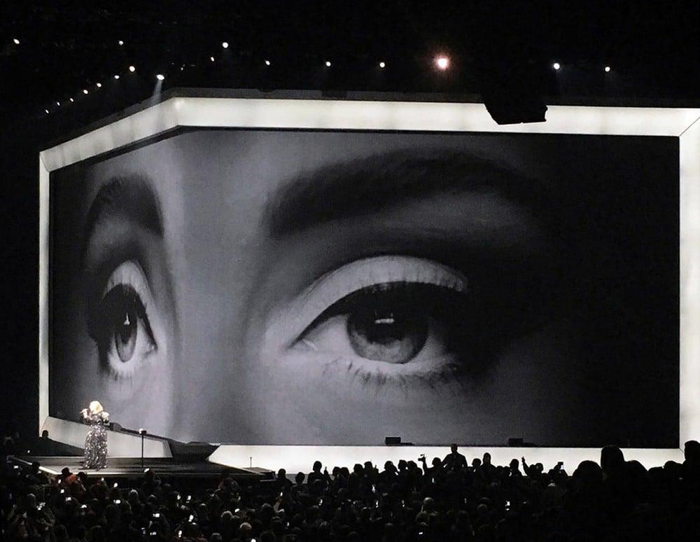 Adele´s Live World Tour 2016