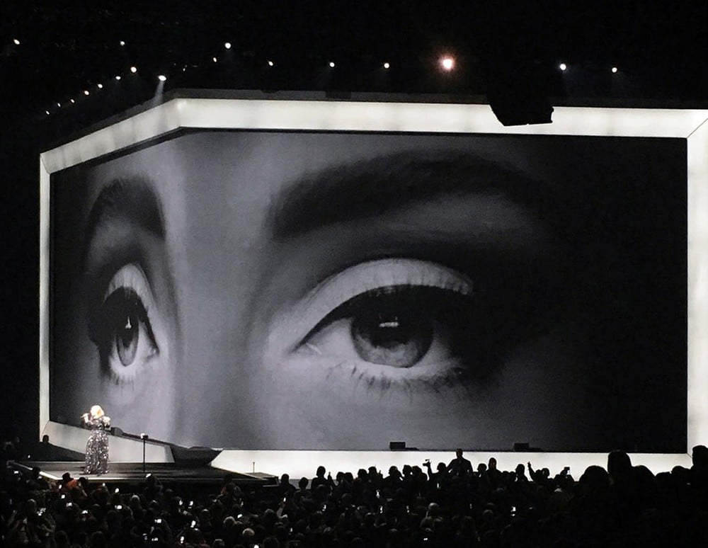 Adele´s Live World Tour 2016
