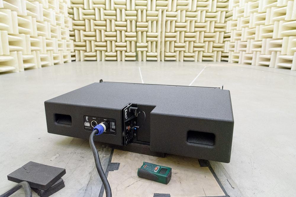 Alcons Audio LR18