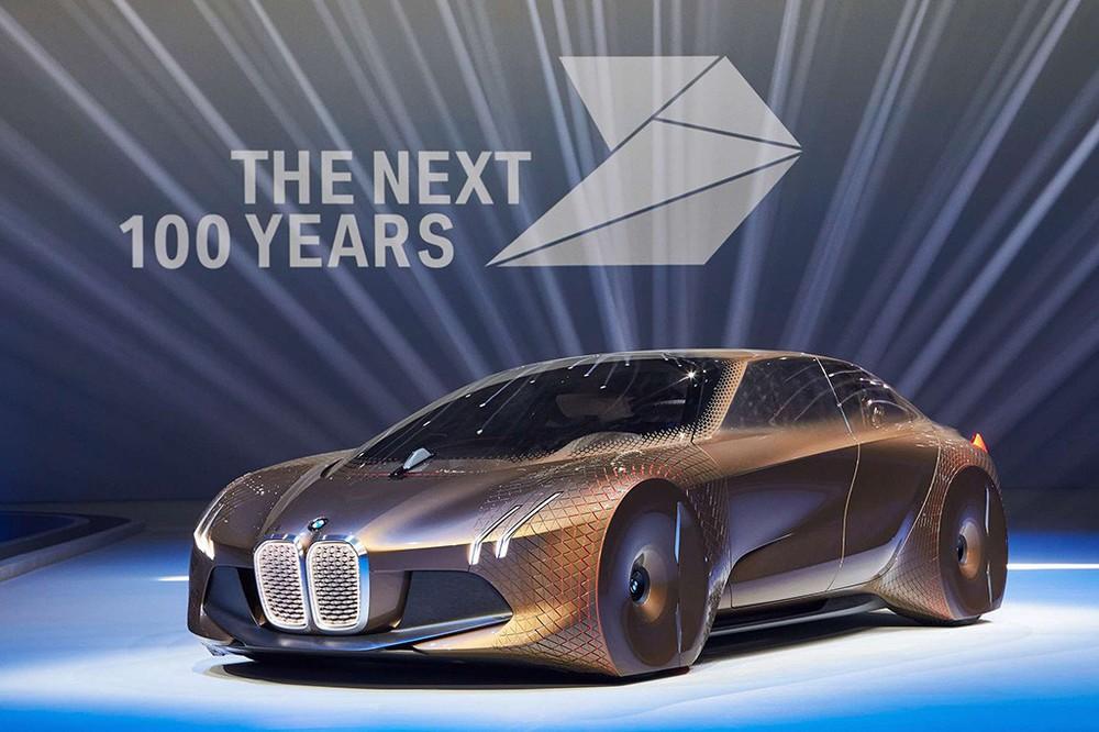 Visionsfahrzeug von BMW