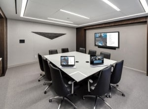Crestron Huddle Room