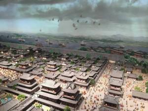 Hintergrund des Stadtmodells