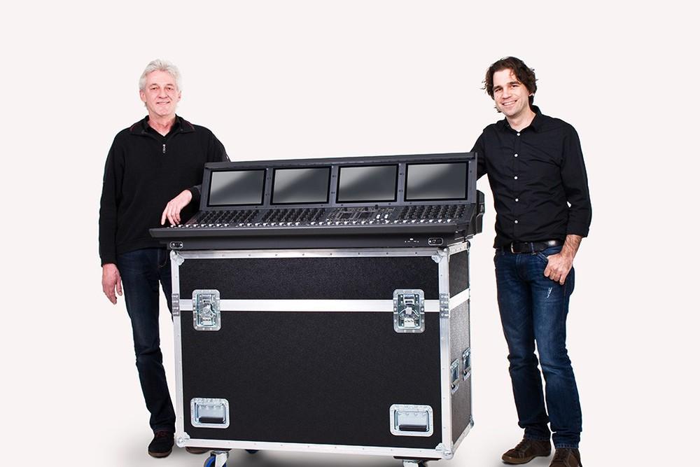 Jan Grohmann-Falke und Peter Pauksch