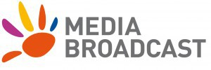 Media Broadcast Logo - altes Logo