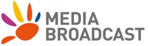 Logo der Media Broadcast - altes Logo