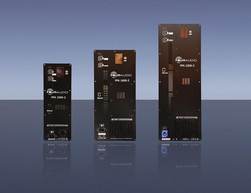 PPA-Serie von Four Audio