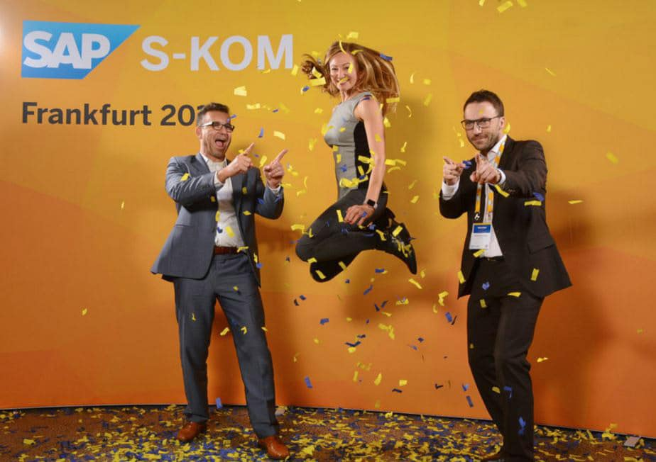Event-Tool von 360ties Emotion
