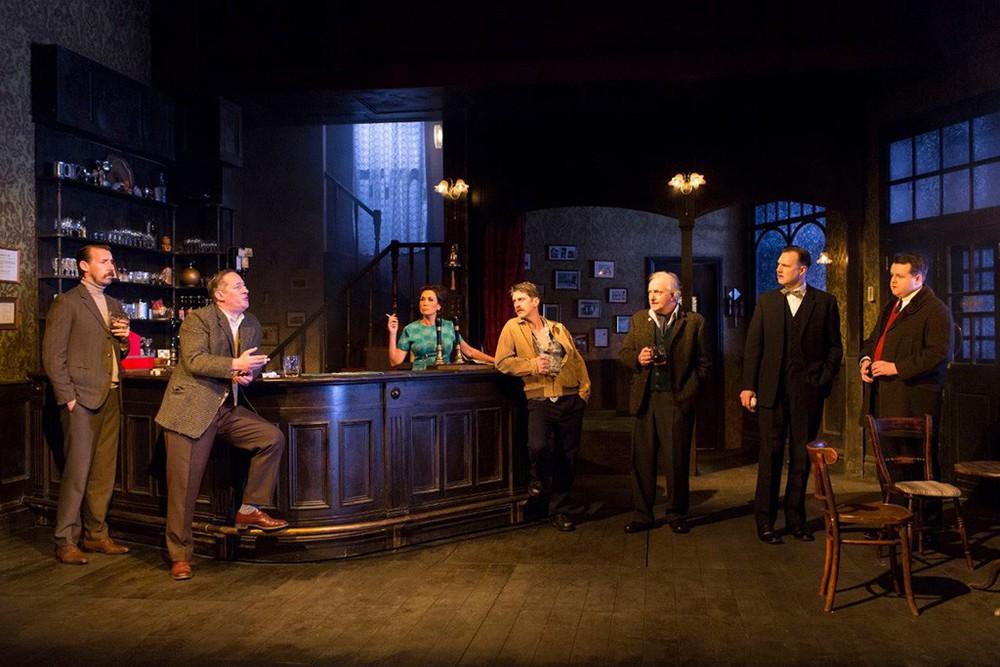 Hamgmen im Londoner West End Theatre