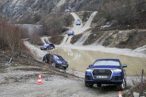 Audi Quattro Event