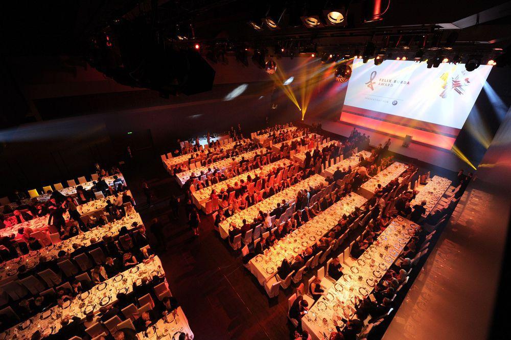 Felix Burda Award in der BMW Welt München