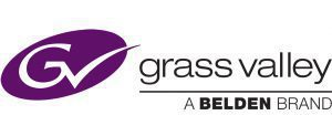 Logo Grass Valley - A Belden Brand