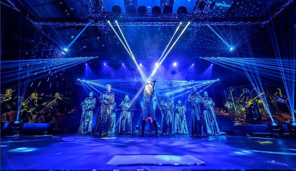 Gregorian während ihrer Final Chapter Tour