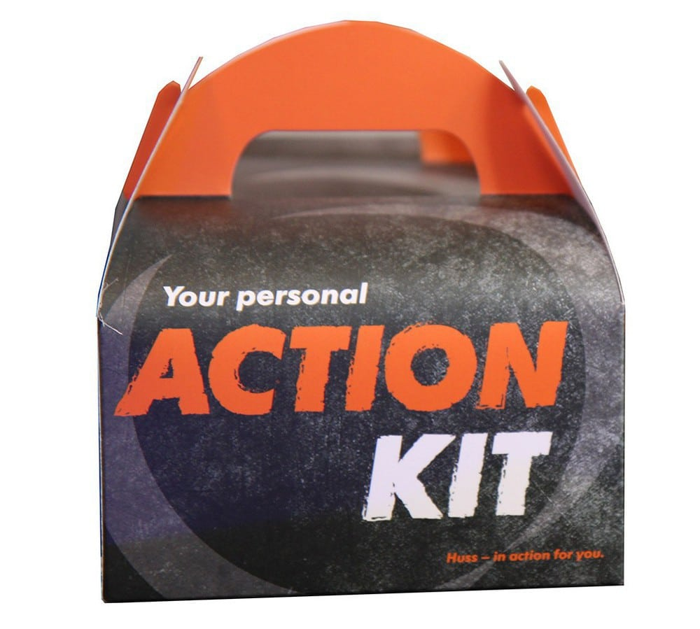 Huss-Action-Kit