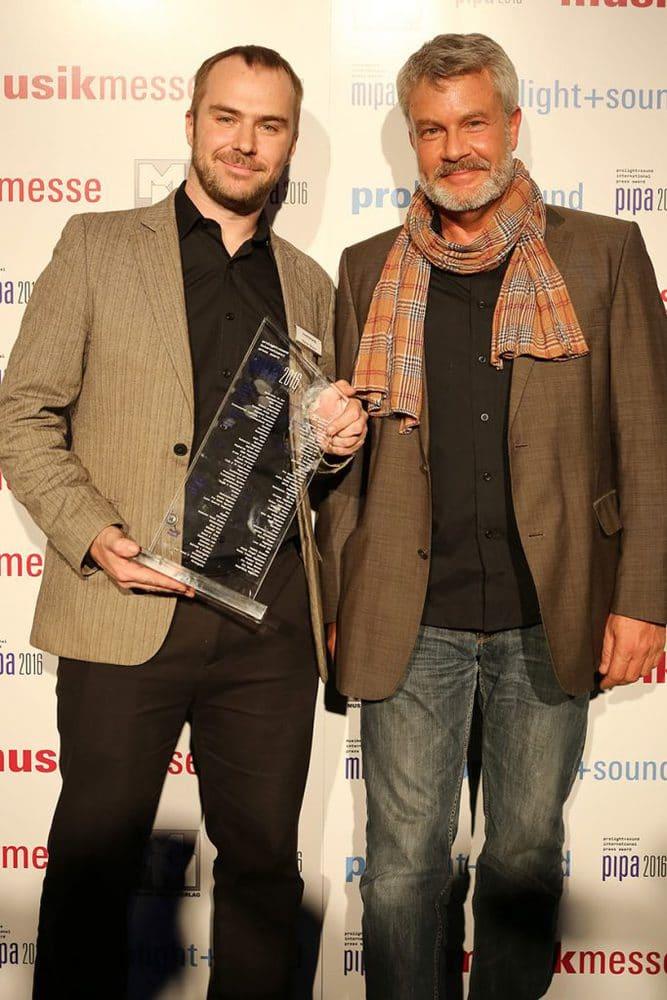 Steven Braun und Axel Fischer