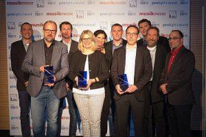 Wireworx gewinnt Sinus Award