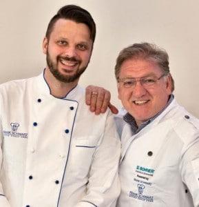 Frank Schwarz (r.) und Marcus Schaut