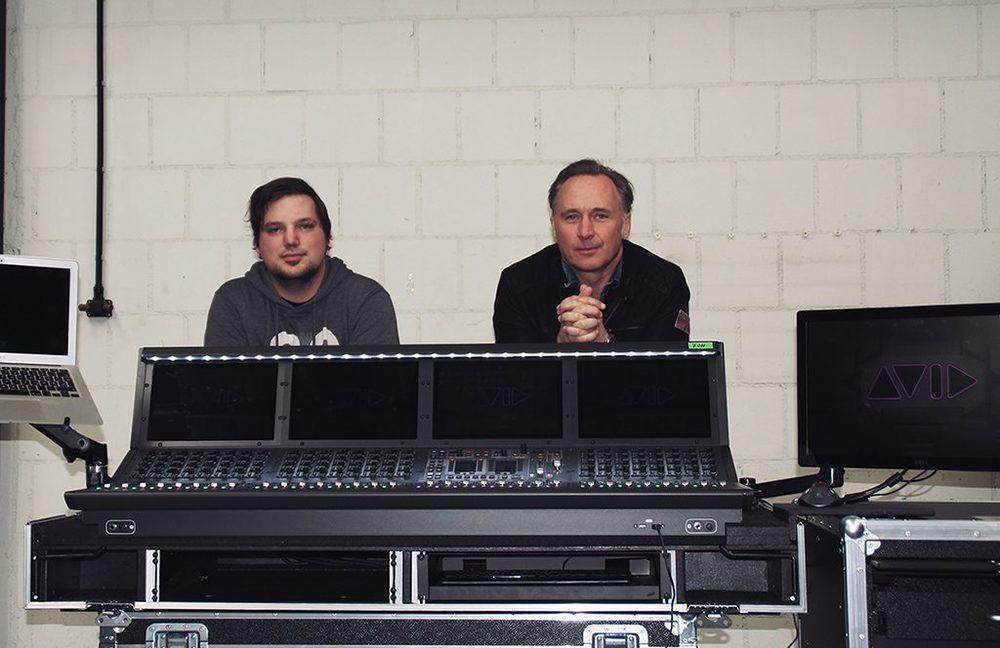 Stefan Haug und Thomas Heinrich