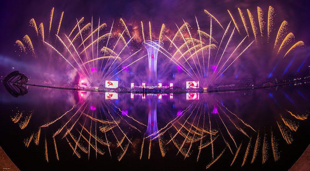 EXPO Eröffnungsshow