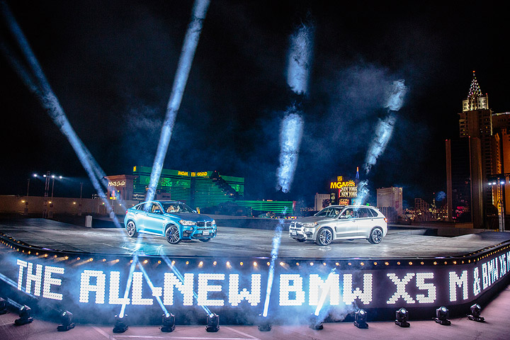 BMW Produktlaunch von Joke Event