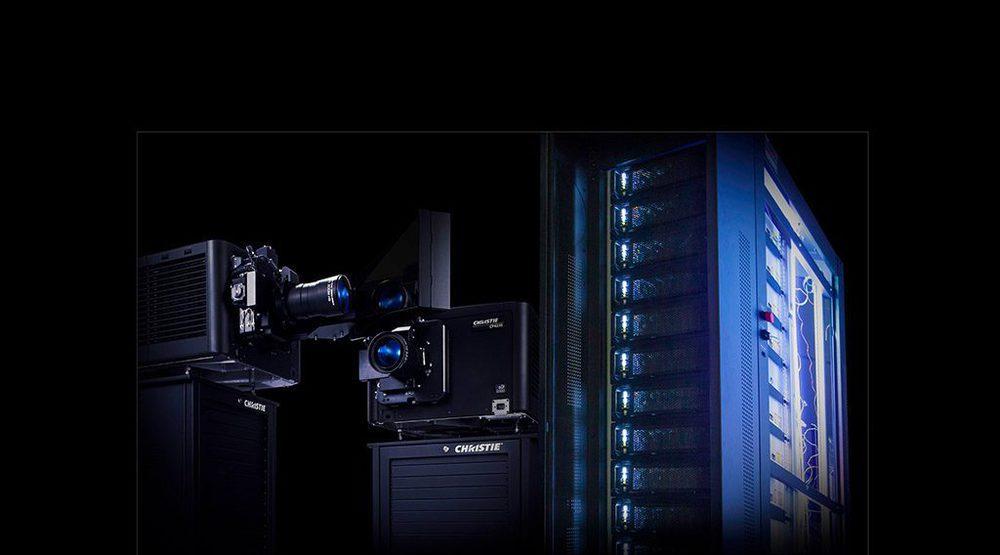 Christie 6P Laserprojektor