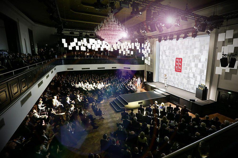 Nannen Preis 2016 im Curio-Haus in Hamburg