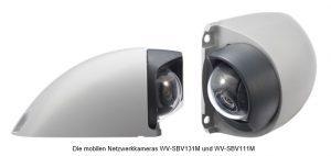 WV-SBV131M & WV-SBV111M von Panasonic