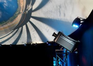 3DLP Projektor der Christie J Serie
