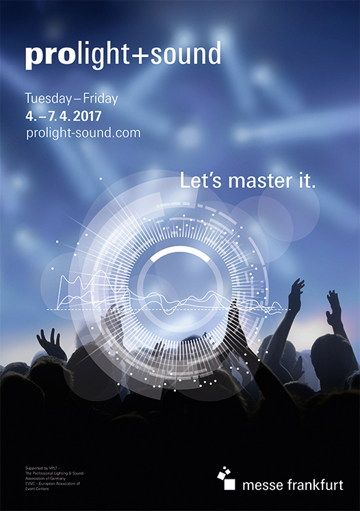 Keyvisual der Prolight + Sound