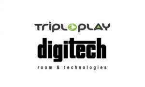 Logo: Tripleplay Services und Digitech