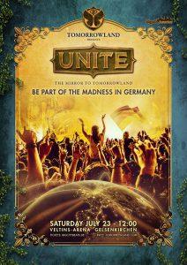 Unite - The Mirror to Tomorrowland