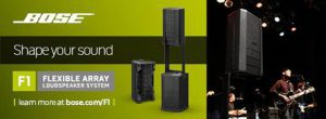 Flex Array Technologie bei Bose Professional