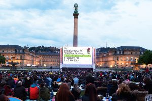 Internationales Trickfilm Festival in Stuttgart